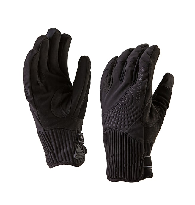 Sealskinz Womens Elgin waterproof glove - Black