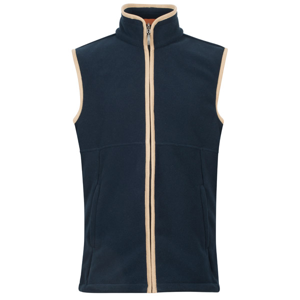 John Field fleece gilet